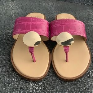NEW Naturalizer sandals pink 7.5